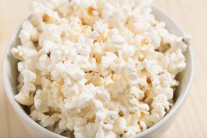 Unsalted, Unbuttered Popcorn