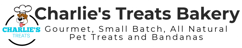 Charlie's Treats Bakery Header and Logo