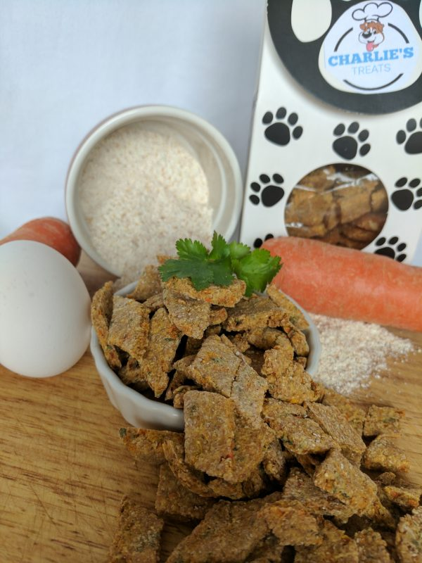 Beef and Carrot Treats