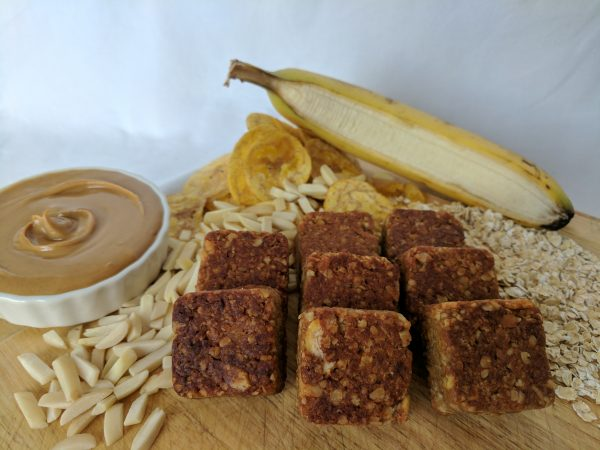 Gourmet, All Natural Wheat Free PB&B Granola Bars Dog Treats