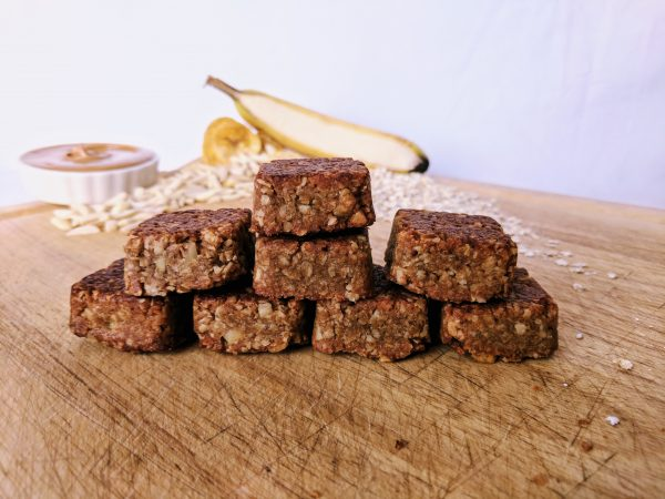 Gourmet, All Natural Granola Squares Dog Treats