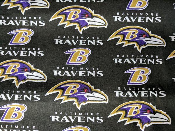Baltimore Ravens Fabric