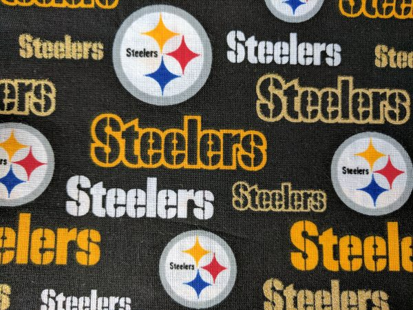 Pittsburgh Steelers Fabric