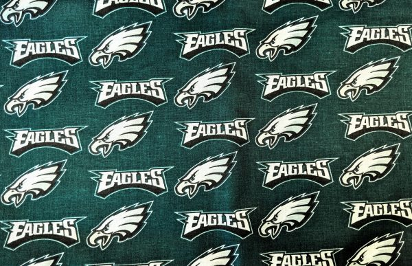 Philadelphia Eagles Fabric