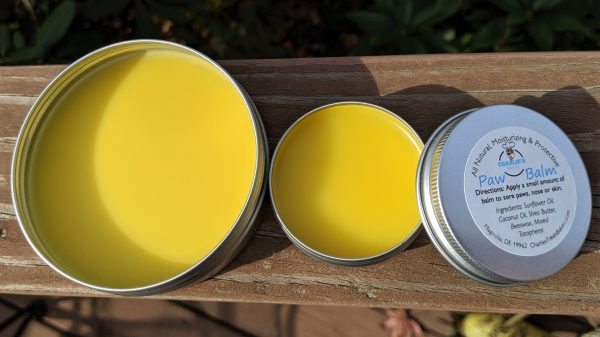 1oz and 2 oz Paw Balm