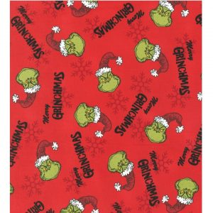 Merry Grinchmas Grinch Bandana