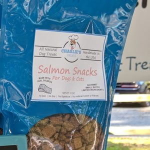 Bulk Salmon Snacks