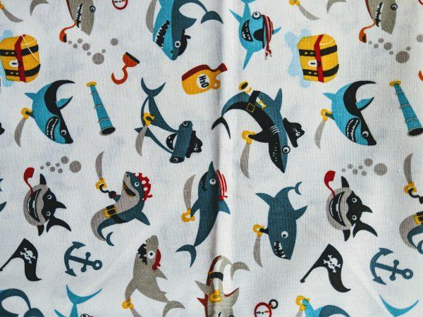 Shark Pirates