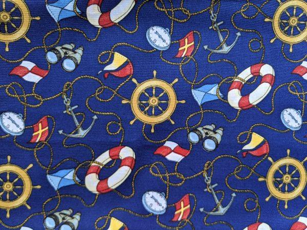 Anchors Away Blue