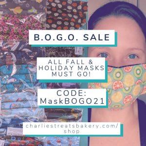 BOGO Reversible Masks